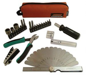 CruzTOOLS Groovetech Compact Stage Hand Tech Kit