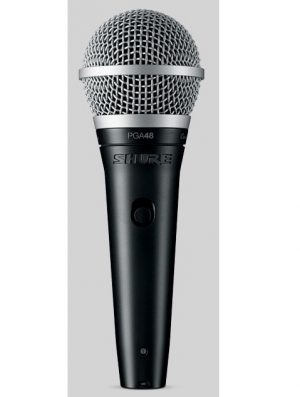 Shure PGA48 Vocal Microphone