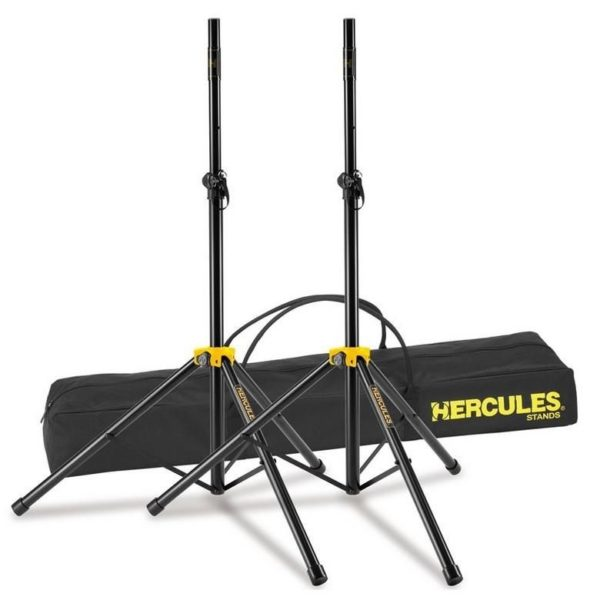 Hercules Stage Series Speaker Stands with bag