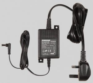Shure PS24UK Power Supply