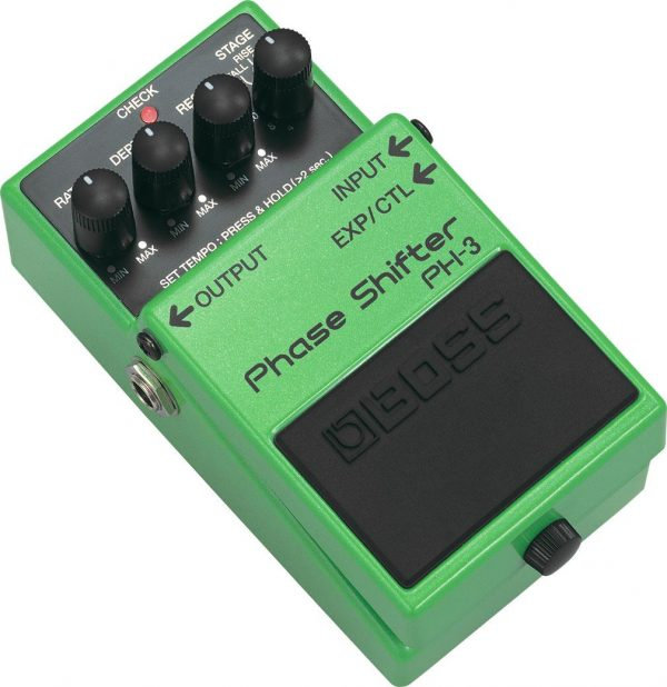 Boss PH-3 Phase Shifter Pedal PH3