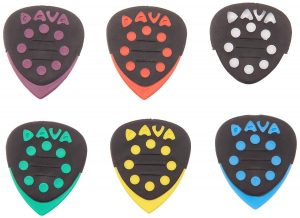 Plectrum - Dava Grip Tip - Pack of 6