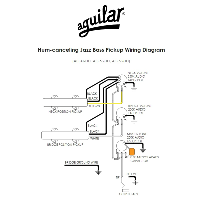 Jazz Bass Wiring Diagram from www.eesmusic.co.uk