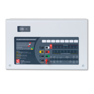C-Tec CFP Standard 8 Zone Coventional Fire Alarm Panel - CFP708-4
