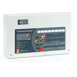 C-tec AlarmSense 8 Zone Two-Wire Fire Alarm Panel - CFP708-2