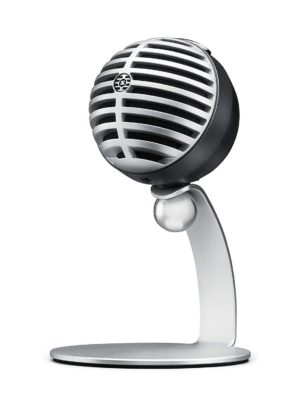 Shure MV5-LTG Digital Condenser Microphone - Grey