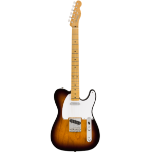Fender Vintera 50's Maple Fingerboard Telecaster - 2-Colour Sunburst