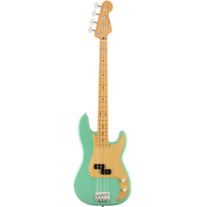 Fender Vintera 50's Maple Fingerboard Precision Bass - Seafoam Green