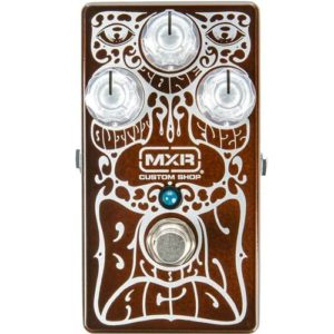 Jim Dunlop MXR Brown Acid Fuzz Guitar Pedal - CSP038 Limited Edition