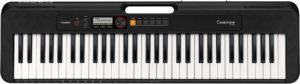 Casio CT-S200 Casiotone 61 Note Portable Keyboard - Black