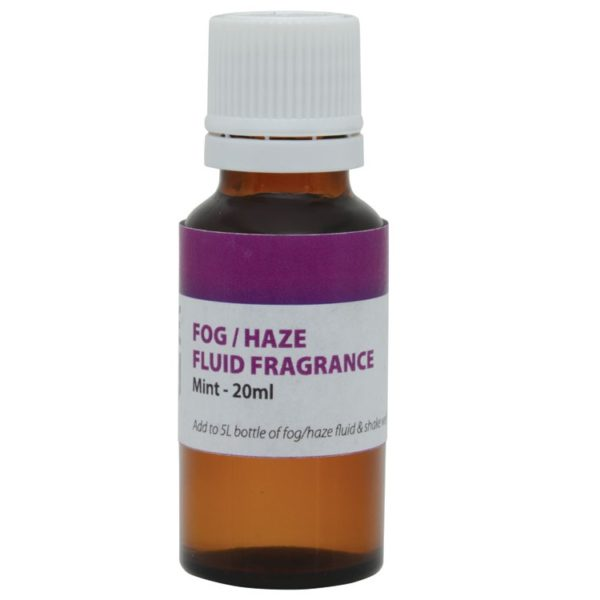 Fragrance for 5 litres of smoke fluid - Mint