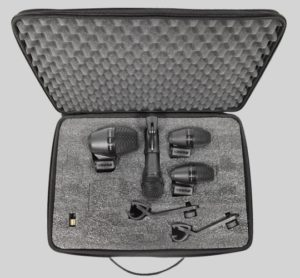 Shure PGA Drum Kit Mic Set - 4 Piece
