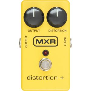 Jim Dunlop MXR Distortion + Guitar Effects Pedal - Shop Display