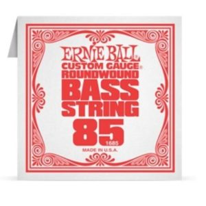 Ernie Ball Nickel Wound Slinky Bass String (1685) - Single .85