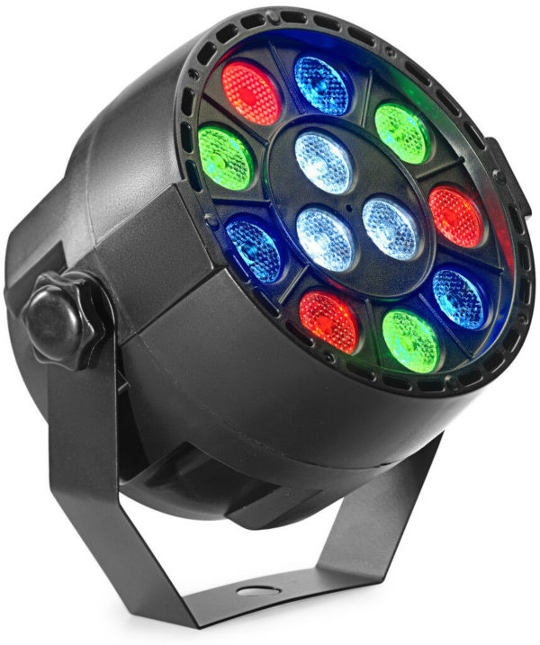 Stagg ECOPAR XS LED Mini Multi Colour Stage Light