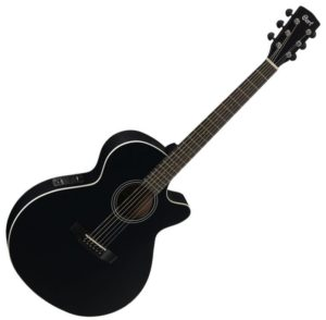 Cort SFX1F Electro Acoustic Guitar - Black