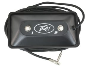 Peavey Multi-purpose Footswitch 2 Button