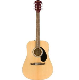 Fender FA-125 Dreadnought Acoustic Guitar - Natural