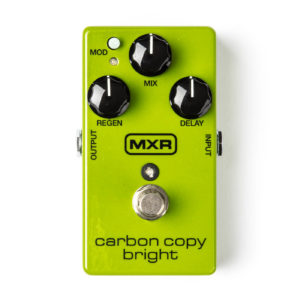 Jim Dunlop MXR Carbon Copy Bright Special Edition Delay M269 - B-Stock