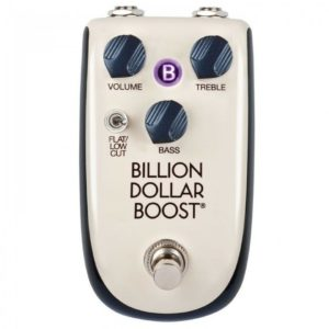 Danelectro Billionaire Billion Dollar Boost Overdrive Guitar Pedal - Shop Display