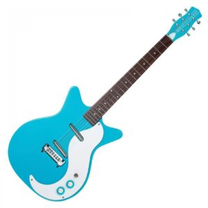 Danelectro DC59M NOS Guitar - Come Back Blue