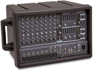 Yamaha EMX-88S 8 Channel 400w Per-Side Powered Mixer - Second Hand