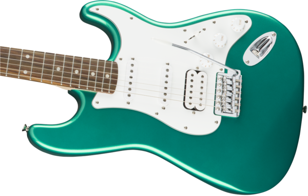 Squier Affinity Series HSS Stratocaster Laurel Fingerboard - Race Green