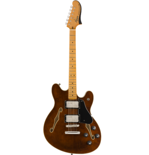 Squier Classic Vibe Starcaster Maple Fingerboard - Walnut