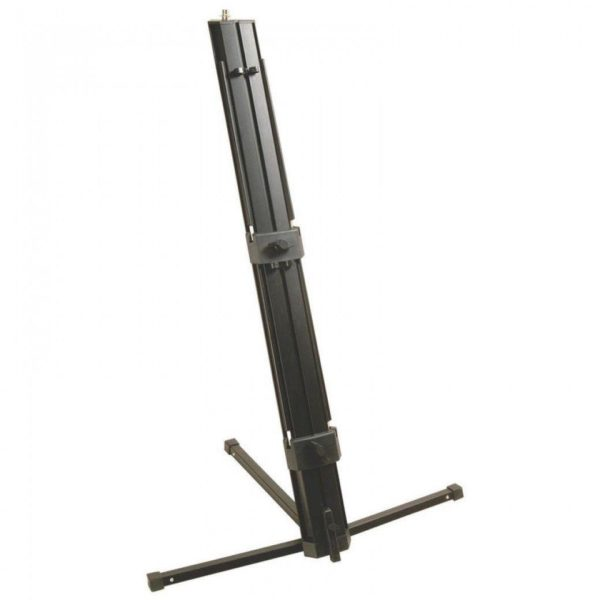 On-Stage Stands KS9102 Keyboard Stand in Aluminium