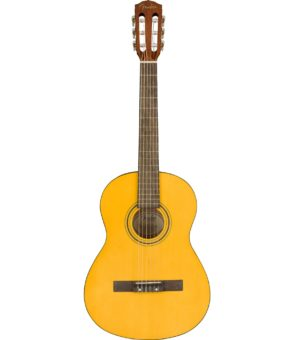 Fender ESC-80 Educational Series 3/4 Acoustic Classical Guitar With Bag