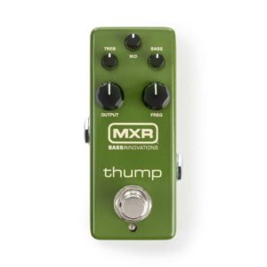 Jim Dunlop MXR M281 Thump Bass Preamp Pedal