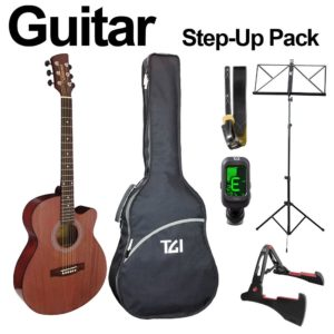 Brunswick + TGI Acoustic Guitar Step-Up Pack