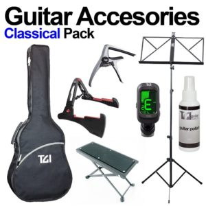 TGI Classical Guitar Accessory Pack