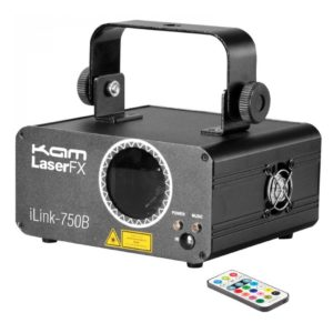 Kam iLink 750B Laser Light - 500mW Blue