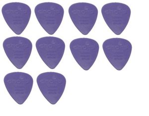 Chord Nylon Guitar Plectrums 1.00mm x 10 - 174.929