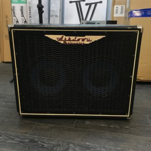 Second Hand Ashdown ABM 210T Compact Bass Cabinet